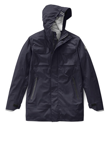 WASCANA JACKET BLACK LABEL - CANADA GOOSE