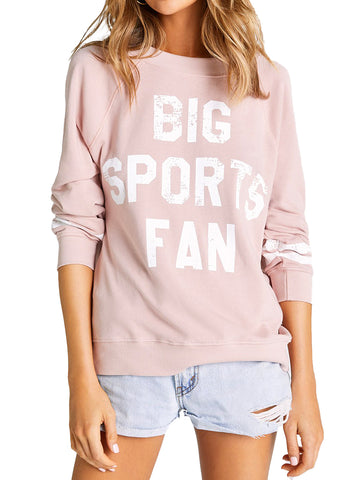 Big Sports Fan Sweater - WILDFOX