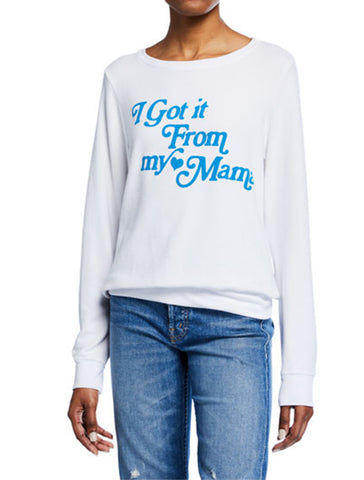 Mama Baggy Beach Jumper - WILDFOX