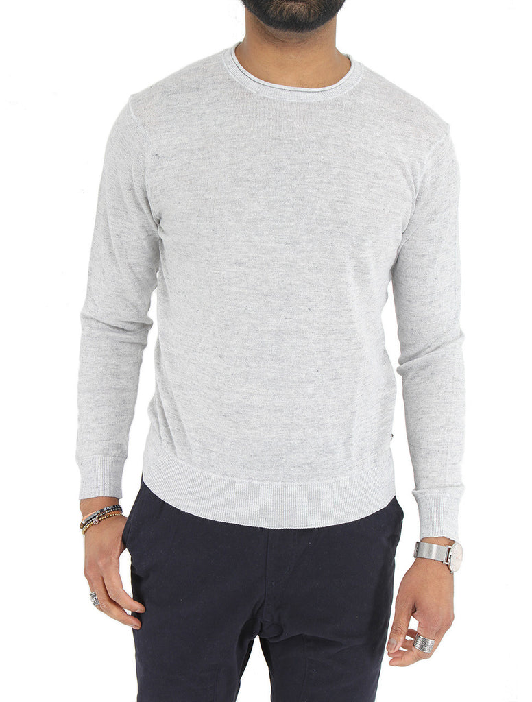 Lightweight Knit Crewneck - Z ZEGNA
