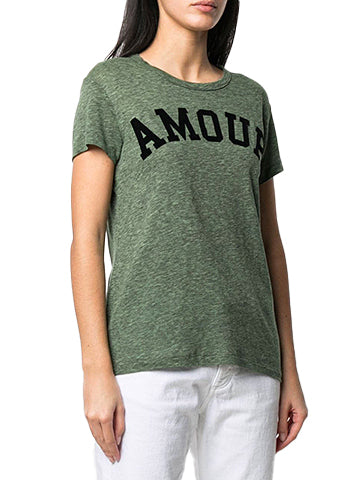 Amour T Shirt - ZADIG & VOLTAIRE