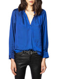 Tink Satin Blouse - ZADIG AND VOLTAIRE