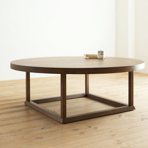 TOCCO Circle Kotatsu Table