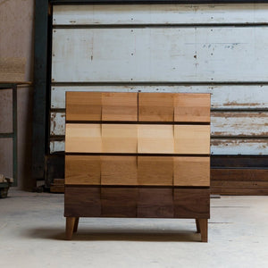 丸田木工 - MODERNO Chest (Mix Color)