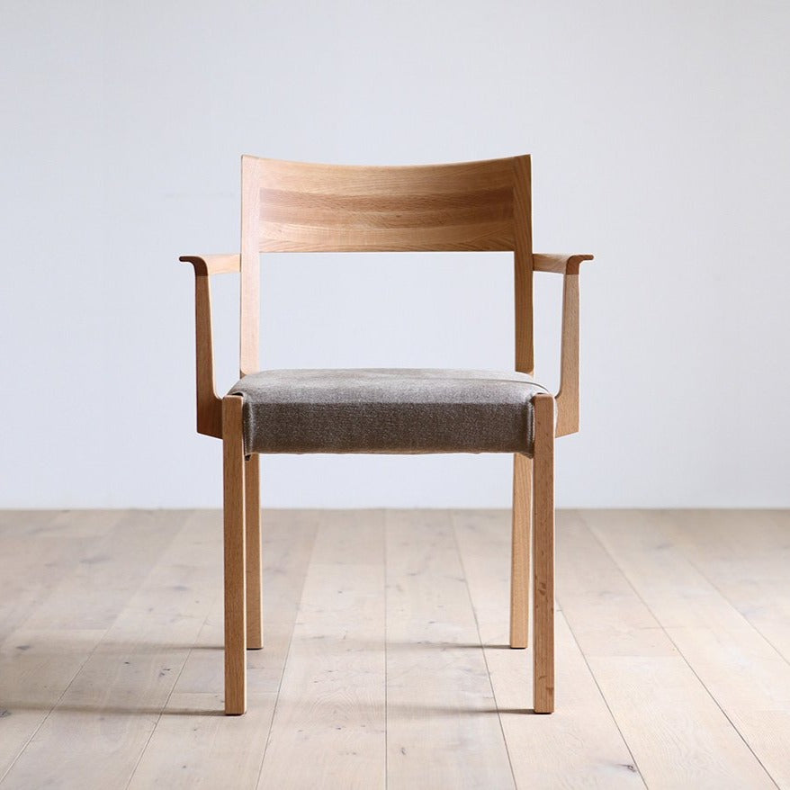 HIRASHIMA - CARAMELLA Arm Chair