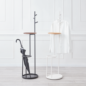 Arco Coat/Umbrella Stand