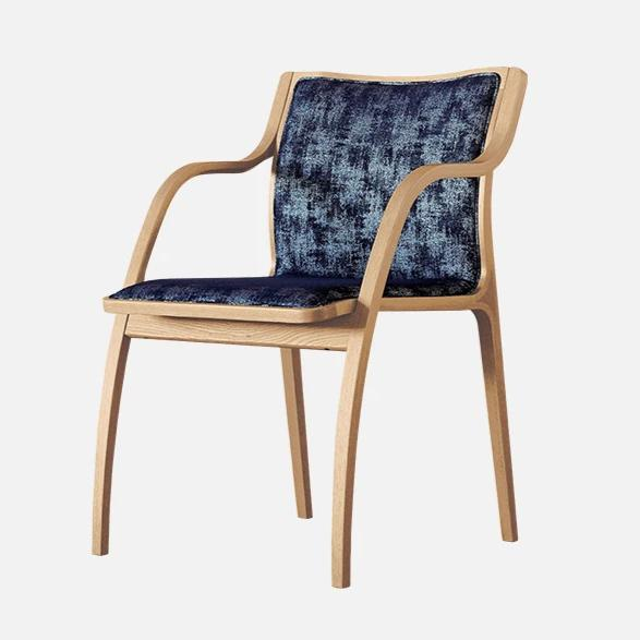 FUJI Furniture - SCANDINAVIAN MODERN Arm Chair