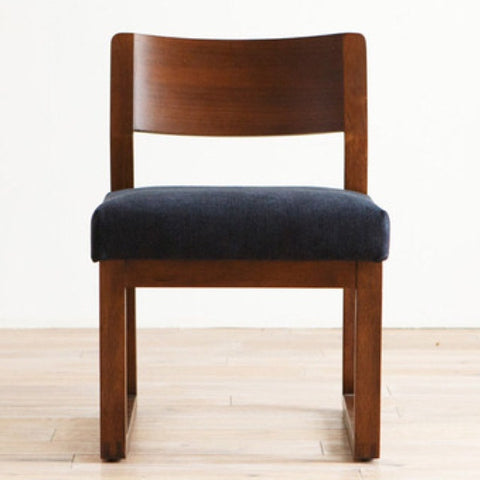 Select Beech Harmonic Dining Chair (橫紋)