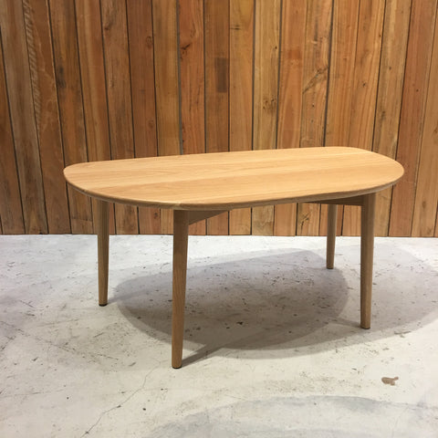 Semi Oval Centre Table
