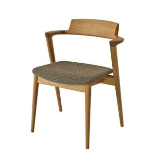 HIDA Sangyo - Seoto Semi Arm Chair (High Type)