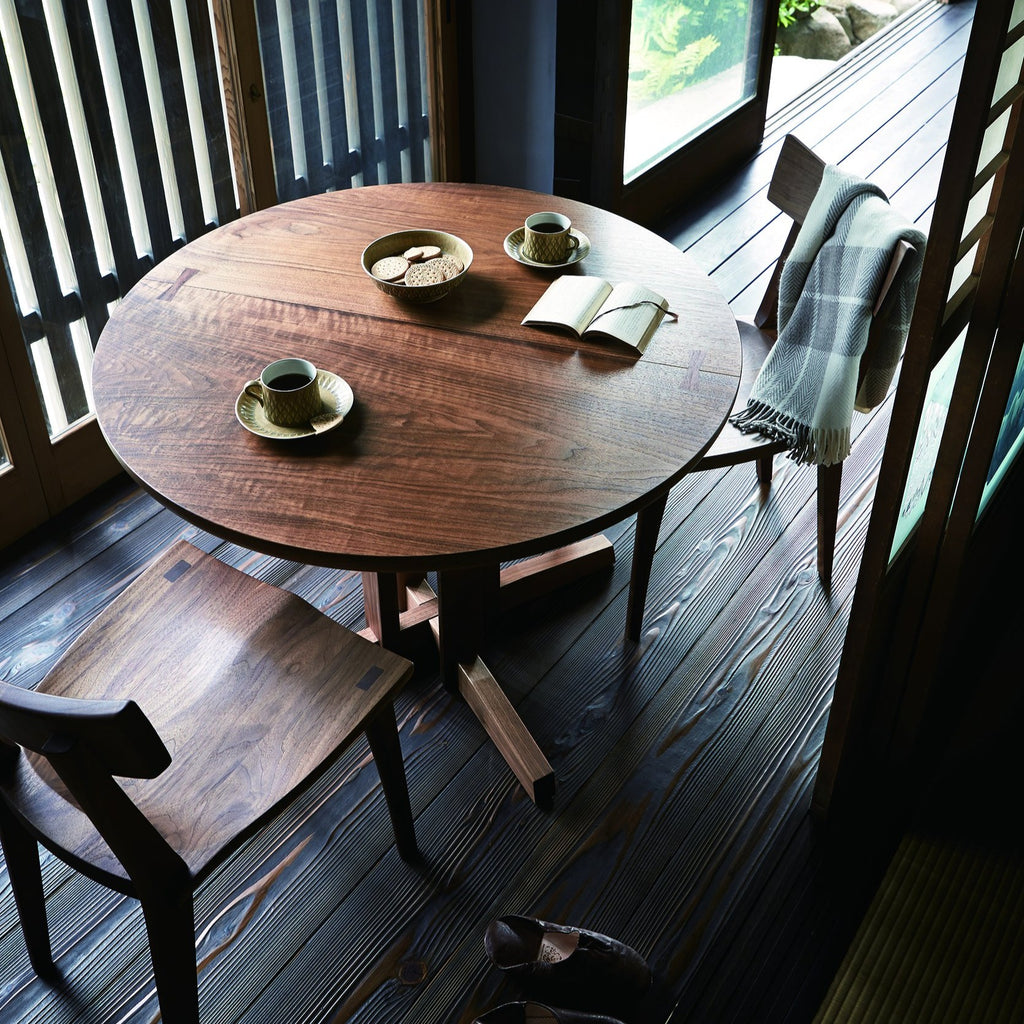 shirakawa - TAKUMI Circle Table