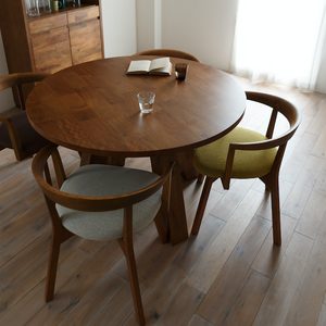 Puro Circle Dining Table 112