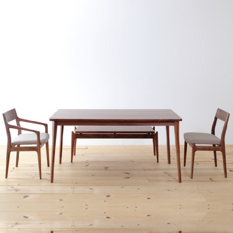 PIKE Dining Table 120-200