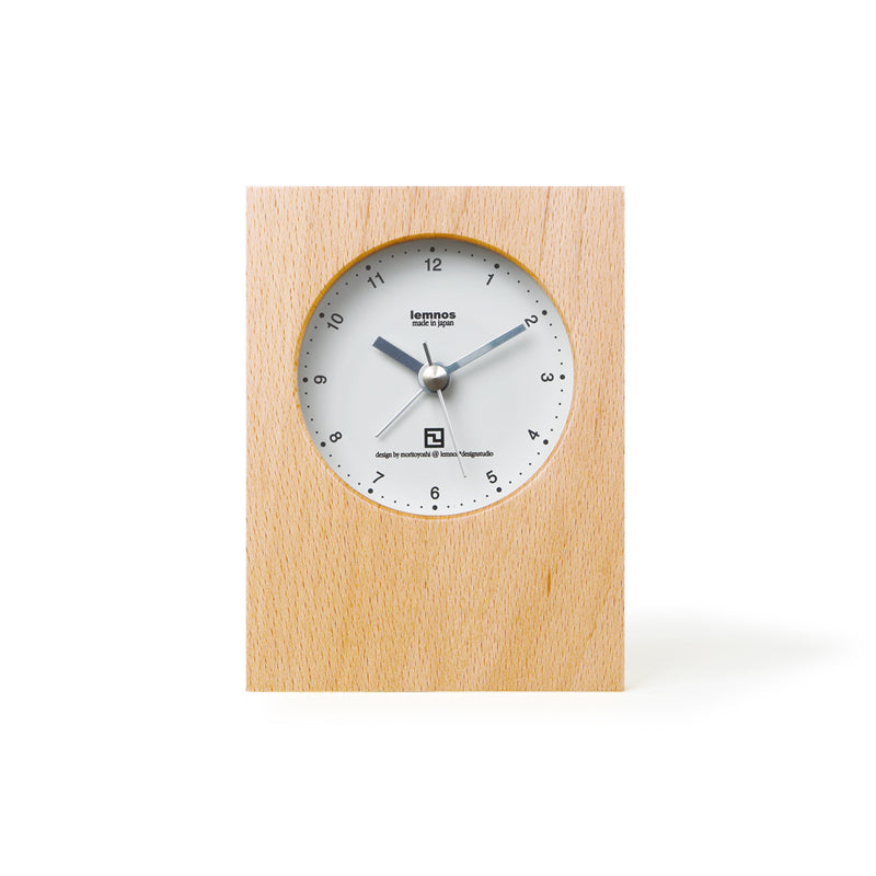 Lemnos - mini Alarm Clock
