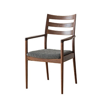 HIDA Sangyo - VIOLA High Back Arm Chair