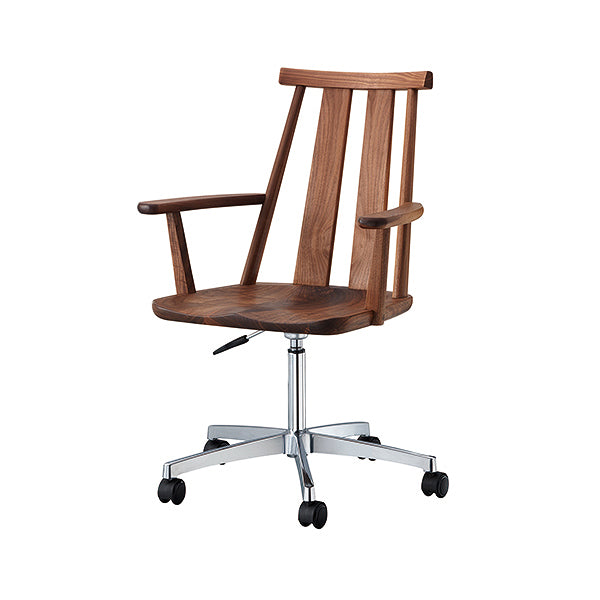shirakawa - TAKUMI Arm Chair (with caster)