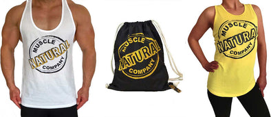 Discover Natural Muscle Company clothing