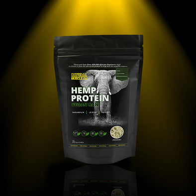 Hemp Protein - Natural Muscle Company