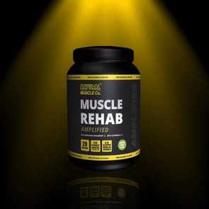 Muscle Rehab - Natural Muscle Company