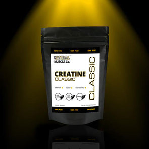 Creatine powder- Natural Muscle Company