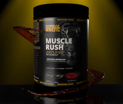 Muscle Rush Amplified