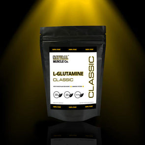 L-Glutamine - Natural Muscle Company