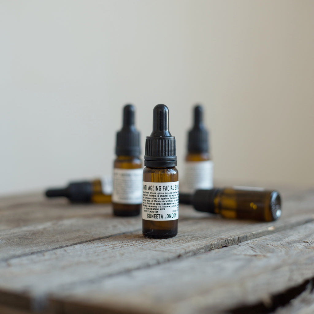 Organic Anti - Ageing Facial Serum