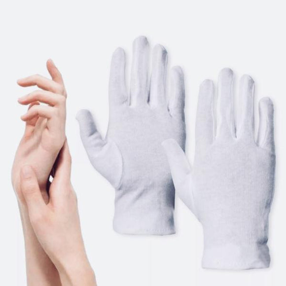 organic cotton gloves for moisture, suneeta london, organic zerowaste store