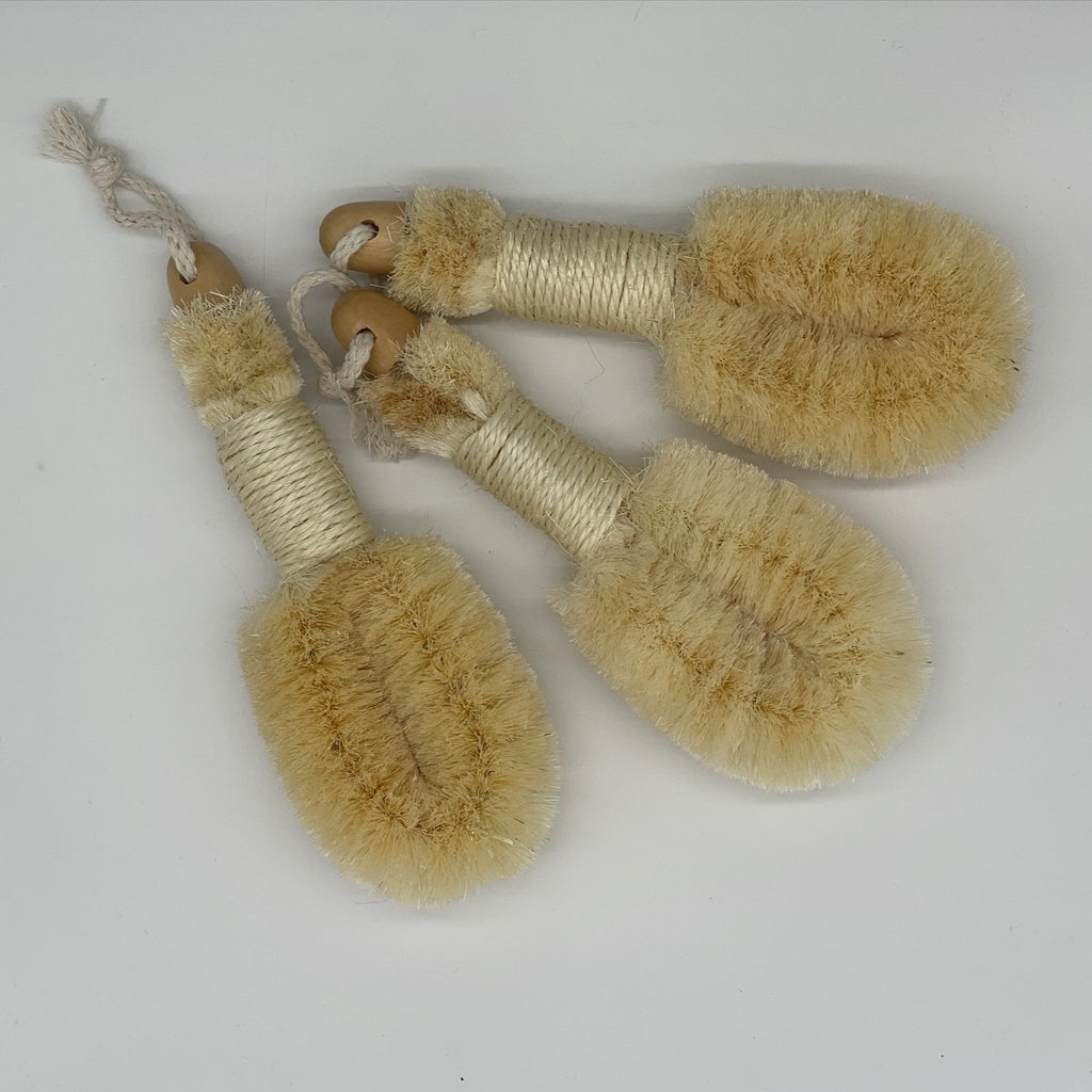 Sisal Japanese Massage Brush