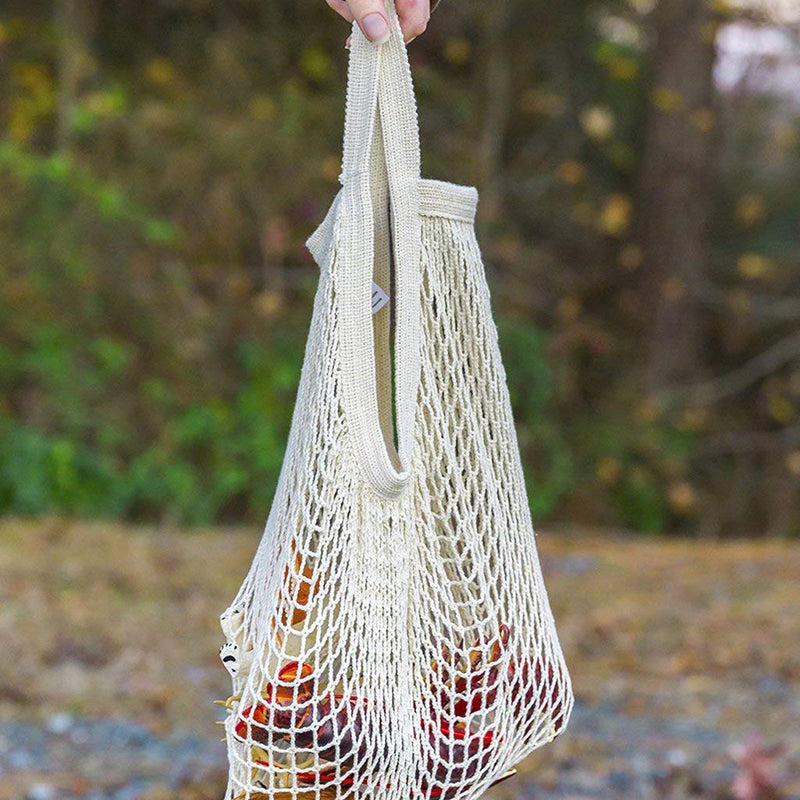 Reuseable Cotton Mesh Bag