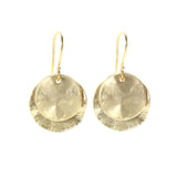 Layered Round Earrings - Large