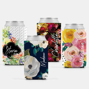 Personalized Can & Bottle Cooler