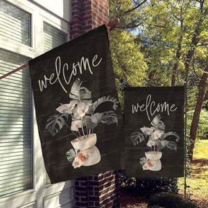 Welcome Flags