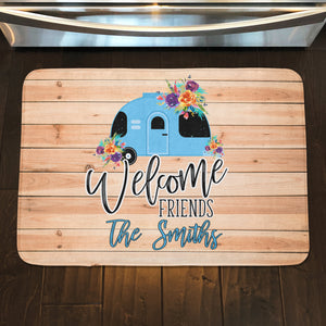 Personalized Camping Mat