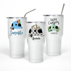 Personalized Camping Tumblers