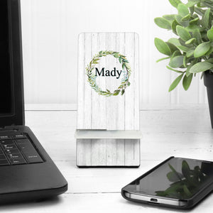 Personalized Cell Phone Stands