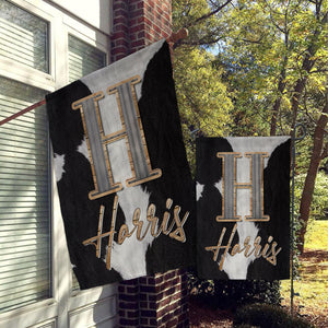 Personalized Garden Flag