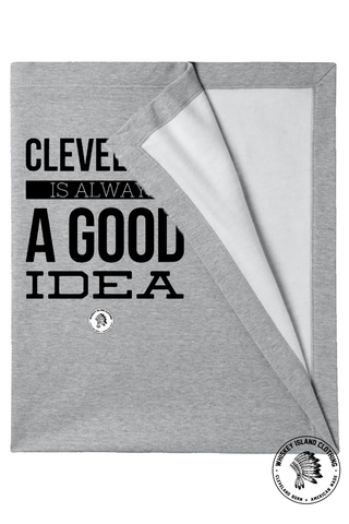 Cleveland Is Always A Good Idea - Stadium Blanket - Whiskey Island Clothing