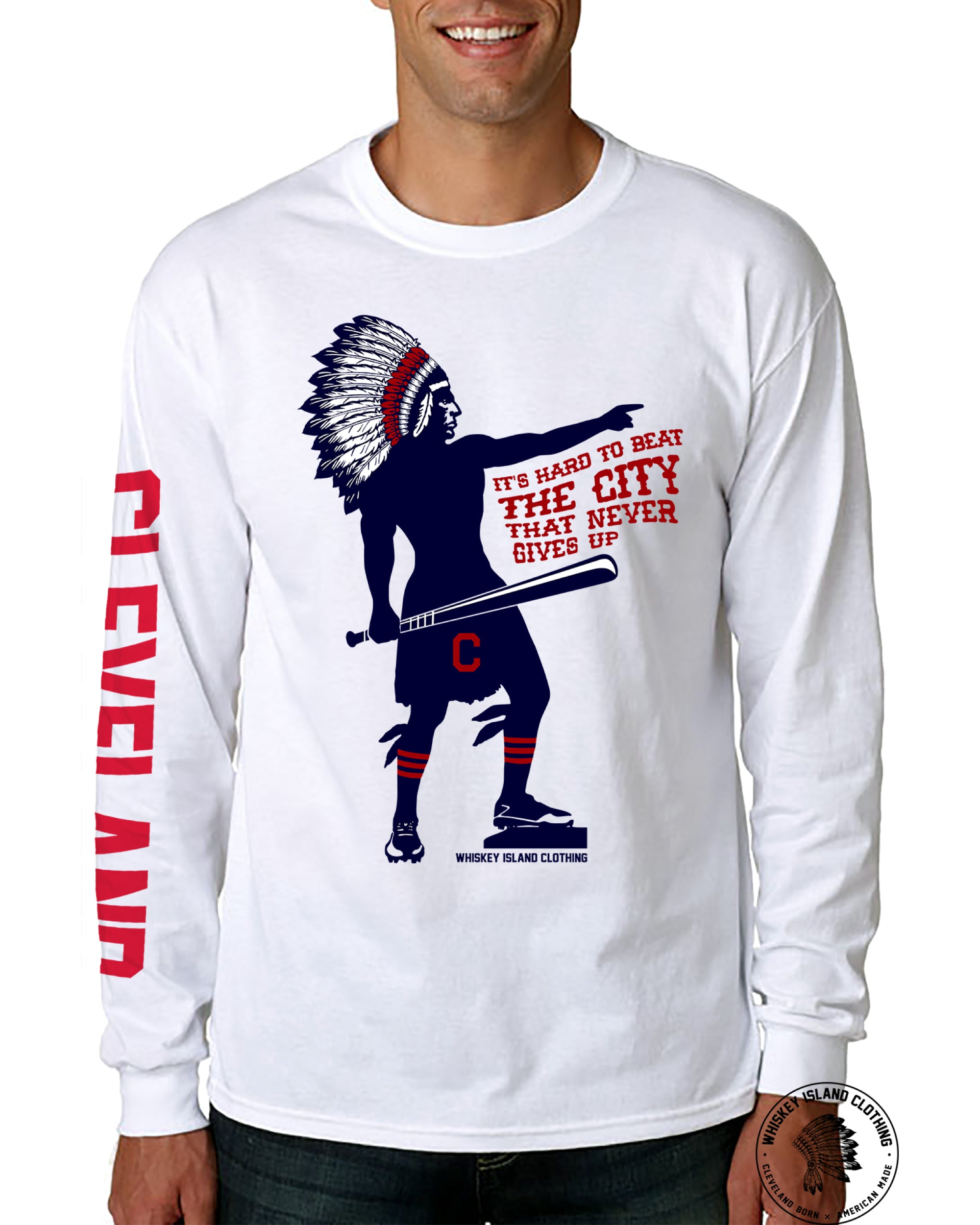 Baseball Chief Unisex Long Sleeve