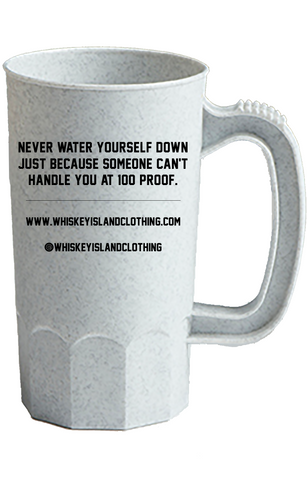 Whiskey Island Party Mug - Granite - Whiskey Island Clothing