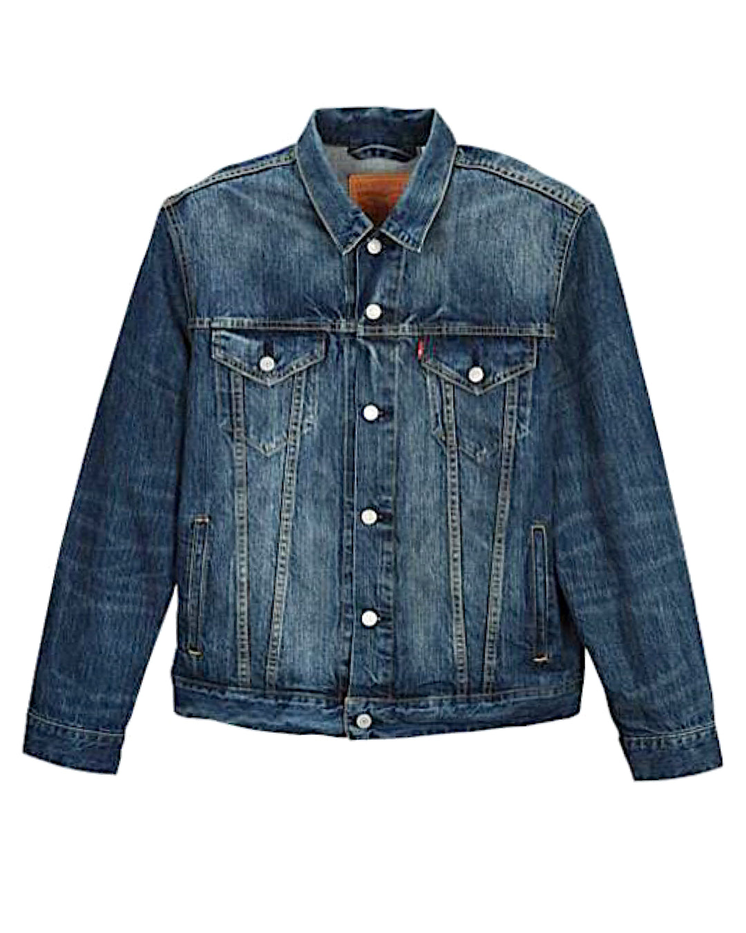Cleveland - City of Champions - Denim Rocker Jacket - Whiskey Island Clothing