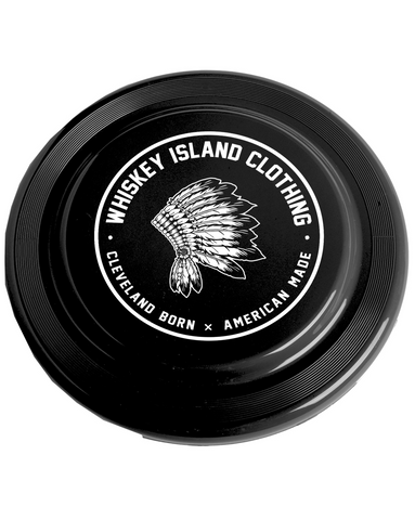 Whiskey Island Frisbee - Whiskey Island Clothing