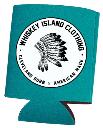 Classic Logo Koozie - Whiskey Island Clothing