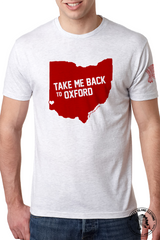 Take Me Back to Oxford Unisex Tee - Whiskey Island Clothing