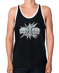 Rock + Roll - Unisex Tank - Whiskey Island Clothing