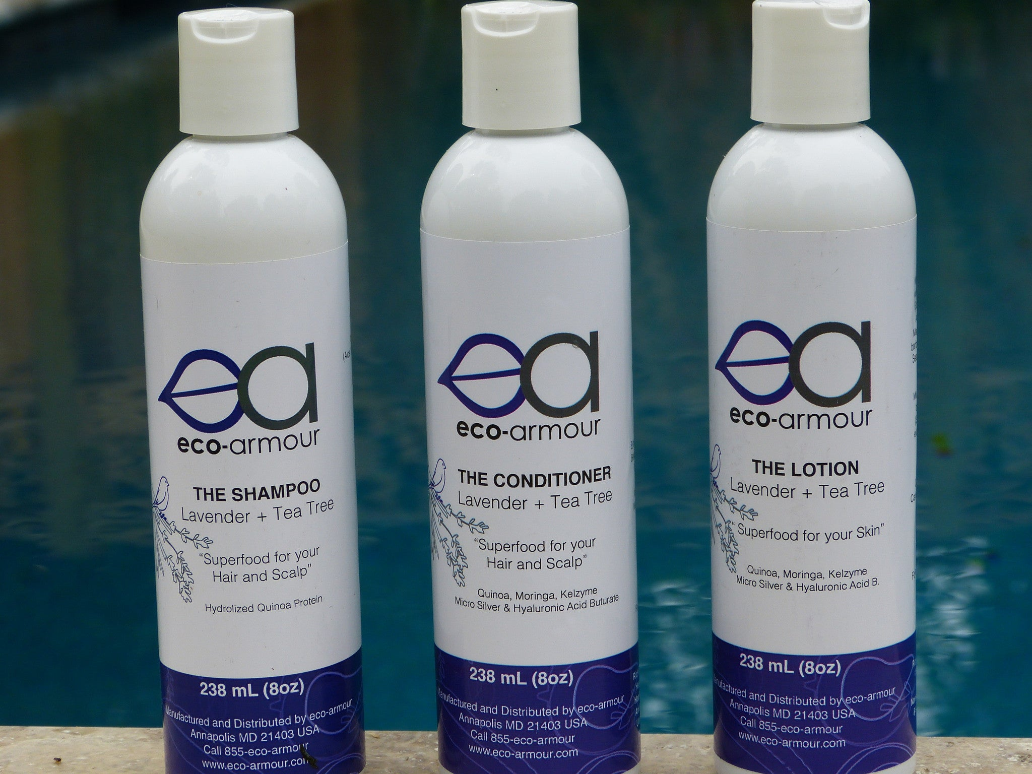 THE SHAMPOO, CONDITIONER & LOTION SPECIAL