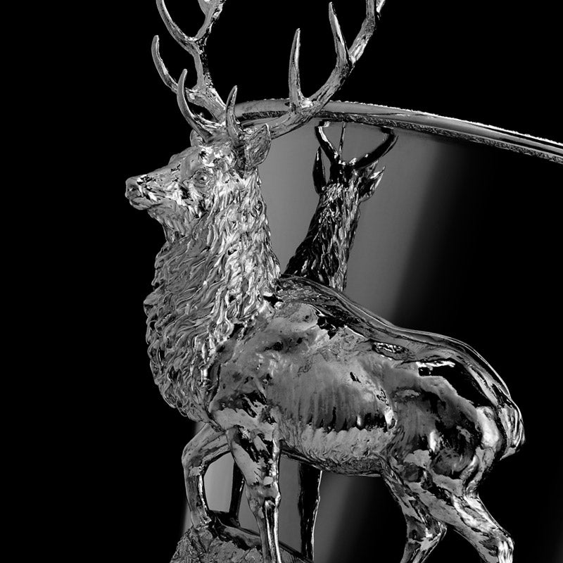 The Majestic Stag