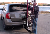 One Tandem Hitch Rack
