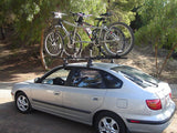 Two Tandem Roof Rack