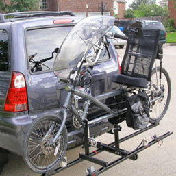 Recumbent Bike Racks